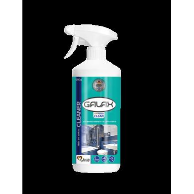 Засіб для миття ванної кімнати та сантехніки 500г GALAX das PowerClean