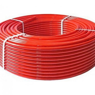 Труба металопласт.PEXAL EVON 16    (200м) червона