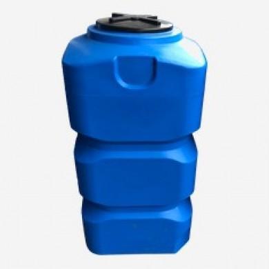 Бак ВК 500 (колір блакитний)  680х680х1250