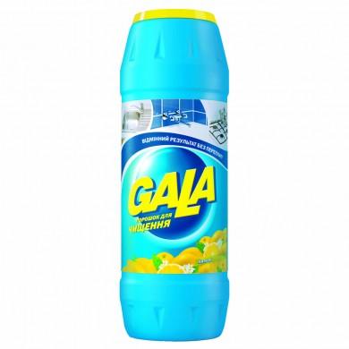 Засіб GALA порошок для чищення Лимон 500 г