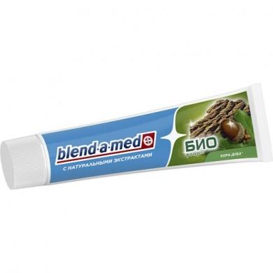 Зуб. паста BLEND-A-MED Bio Fluoride Oak Bark 100 мл*