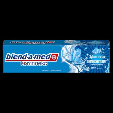 Зуб. паста BLEND-A-MED КОМПЛЕКС з ополіскувачем Тривала свіжість Свіжа мята 100 мл