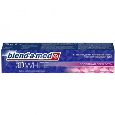 Зуб. паста BLEND-A-MED 3D White Бадьора свіжість 100мл