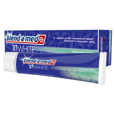 юЗуб. паста BLEND-A-MED 3D White Ніжна м*ята 100 мл