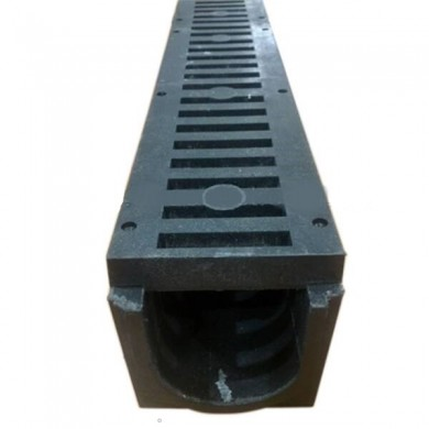 Лоток комплект 1м полімер-піщаний a14/b10/h9