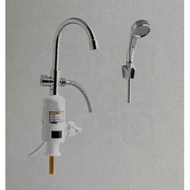 Водонагрівач  WAL PULSE3-A501 проточний для ванни 3 квт WAL