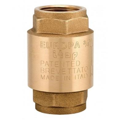 """Клапан 1"""" EUROPA (шток латунь) AW"""