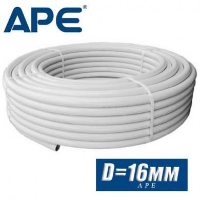 Труба металопластикова 16х2.0 APE Italy (200м)