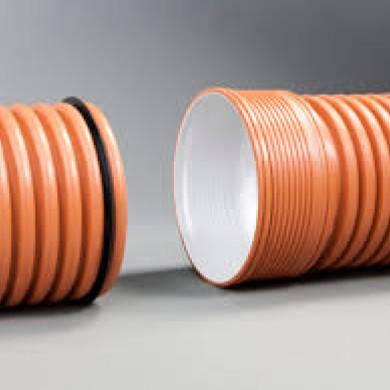 ИП Труба ПВХ Ø200х6000 тип SN8 дренажна
