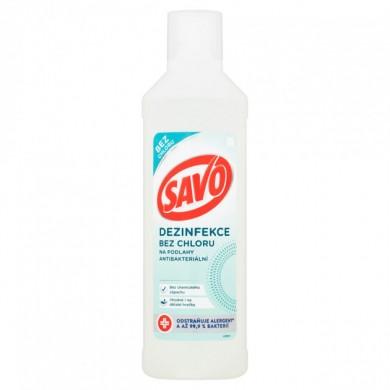 Засіб SAVO  для підлоги антибактеріальний  1000мл