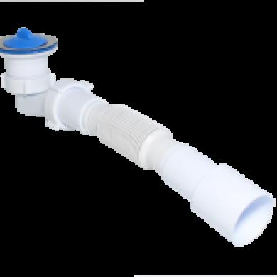 Сифон для ванни Waterstal 11/2 з гнучкою трубоюА-40089