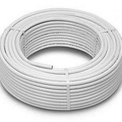 Труба металопласт.PEXAL  16    (100м) біла