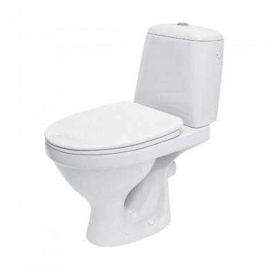 Компакт ЕКО 16 011 3/6 гориз, комплект + сидіння поліпропілен