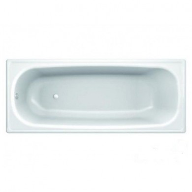 Ванна 160х70Е Kooler Pool 2,5мм сталева без ніжок
