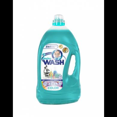 Гель для прання кольорових речей 4200г DOCTOR WASH