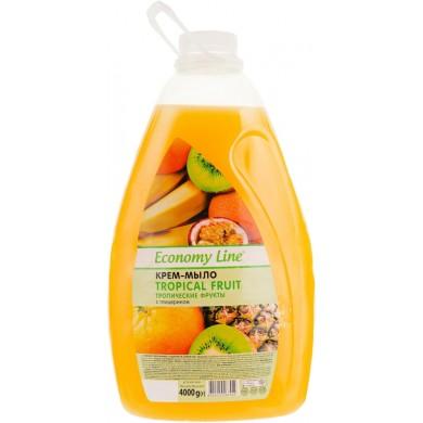 Крем-мило EconomyLine тропічні фрукти (4кг)