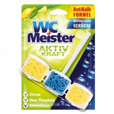 Засіб WC MEISTER PINE гел. д/мит. туалетів (кількафаз. брусок до унітазу) (1 шт)*