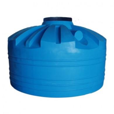 Бак вертикальний V 5002 (блакитний колір)  Ø2400х1498