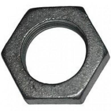 Ø50 Гайка шестигранна (сталева)