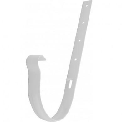 Білий Тримач жолоба  (металевий)