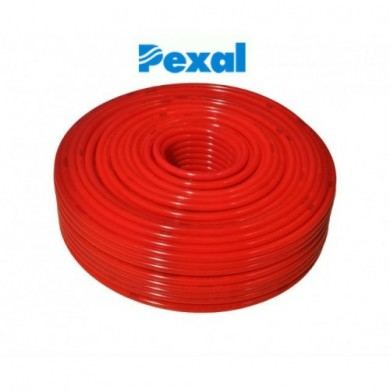 """Труба д/тепл.підлоги з кисневим бар""""єром Pexal  16*2,0мм 600м червона"""