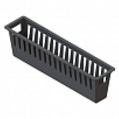 Л Корзина для пісковловлювача DN100 КОПВ-44.10.12 -ПП ПВ пластикова 6809