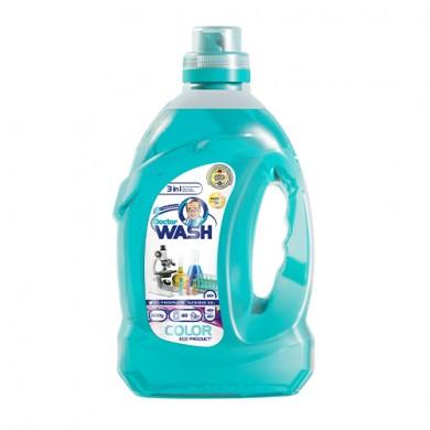 Гель для прання кольорових речей 2100г DOCTOR WASH