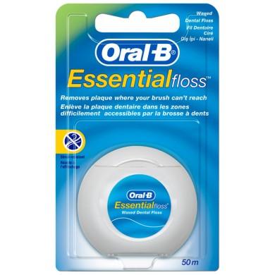 Зуб.нитка ORAL_B Essential floss м ятна 50м