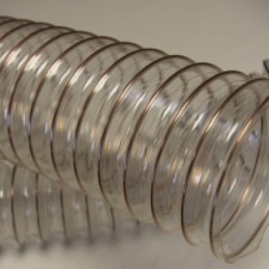 Гофра вакуумна 65 спірал. (25 метрів)