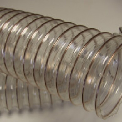 Гофра вакуумна 100 спірал. (25 метрів)