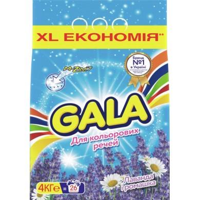 Пп авт GALA Морська свіжість д/кольор.речей 4кг