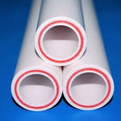 PPR Труба ppr-fiber-ppr 32мм Kalde зі скловолокном