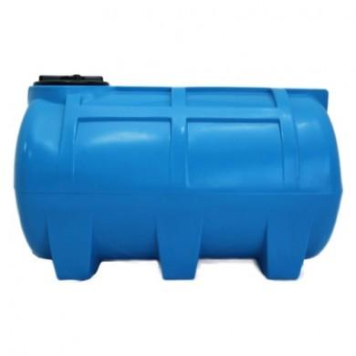 Бак G 250 (колір блакитний)   Ø930х614х680