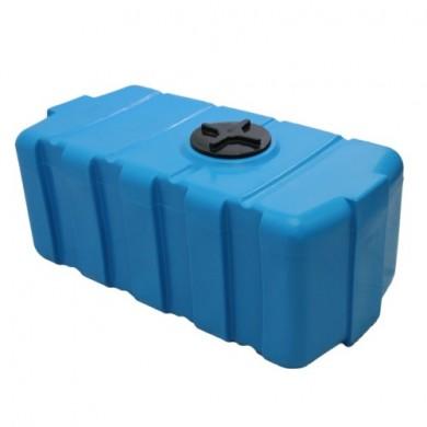 Бак SG 300 (колір блакитний)  1230х600х525