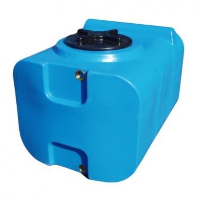 Бак SK-100  (блакитний колір)  690х480х438