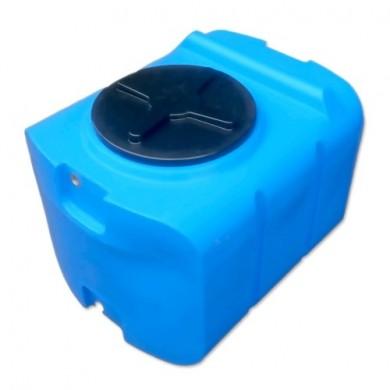 Бак SK-200  (блакитний колір)  785х610х558