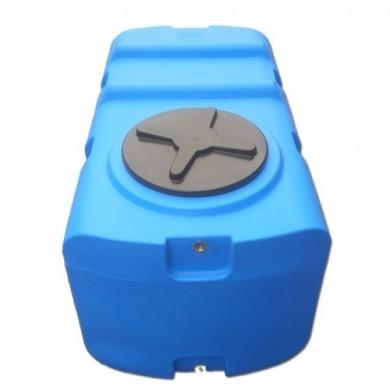 Бак SK-400  (блакитний колір)   1265х670х648