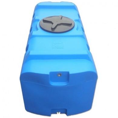 Бак SK-500  (блакитний  колір)   1565х655х630