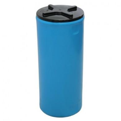 Бак вертикальний 105 (блакитний колір)  Ø480х700