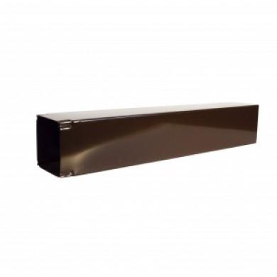Витяжка - Труба 90х90х500 коричнева