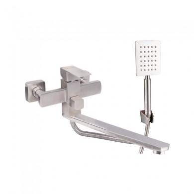 Змішувач WAL ATZ2-A123 (123NG -PLATZ111) AISI304 для ванни