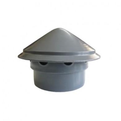 Вентеляційний грибок ПВХ Ø110 ( внутрішній)