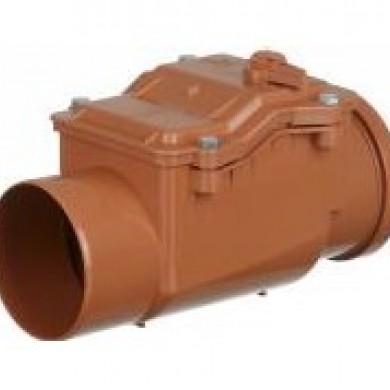 Зворотній клапан ПВХ Ø110