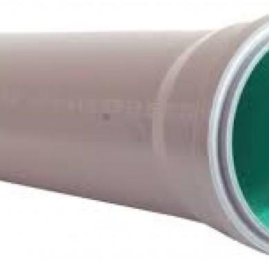 Труба ПП Ø110х500  2,7 3-х шарова