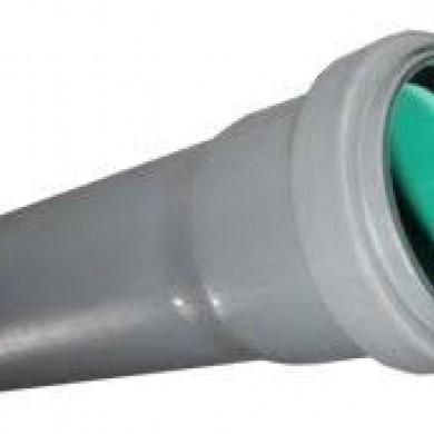Труба ПП Ø50х1.8х500  3-х шарова