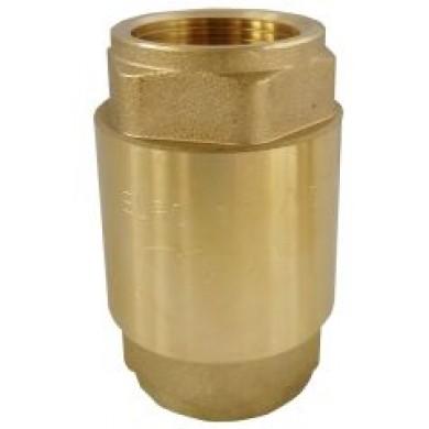 """Клапан 1/2"""" EUROPA (шток латунь)AW"""