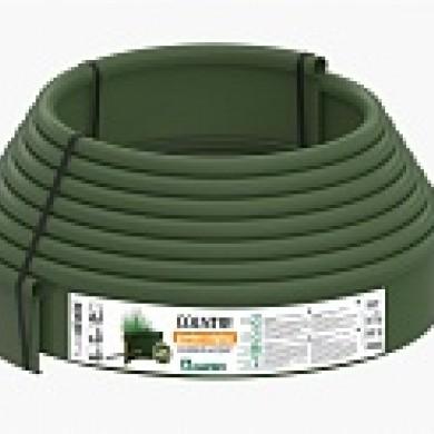 Бордюр Кантрі Б-1000.2.11 пластиковий зелений Standartpark 82401-3