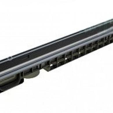 Л Лоток водовідвідний PolyMax Basic ЛВ-10.15.08-ПП пластиковий Standartpark 8010