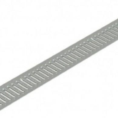 Решітка водоприймальна Basic РВ-10.14.100 нержавіюча сталь Standartpark 2090