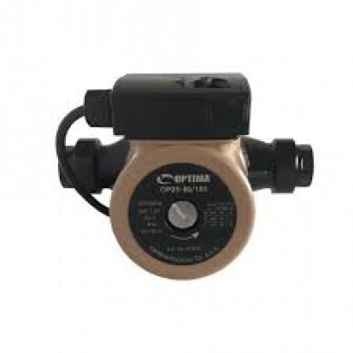 Насос циркуляційний OPTIMA OP25-60 180мм+гайки+кабель з вилкою